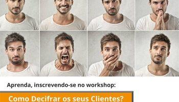 Workshop Como Decifrar os seus Clientes